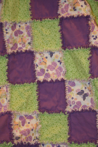 Lily's Quilt II