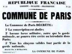 Декрет Парижской коммуны