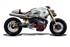 BMW   Lo  Rider  Concept  pictures