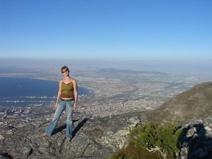 Необыкновенные приключения русских в ЮАР, часть 2, Столовая Гора или знакомство с главным героем, авт. DIK DIK
