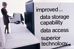 improved data storage capability; superior technology-fu