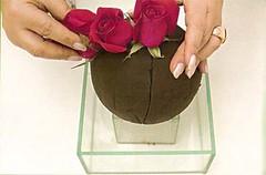 3049492817 aca2a2869d m d Faça você mesma: Arranjo de mesa de casamento com rosas