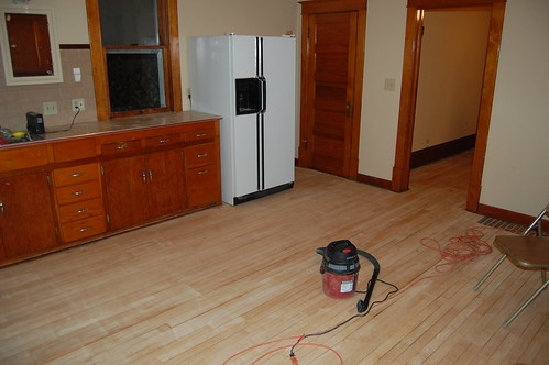 Kitchen (Sanded)