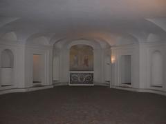 San Carlo alle Quattro Fontane crypt