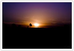 sunset haripur near khan pur dam