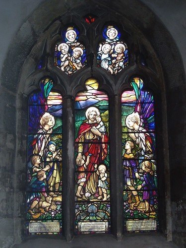 Theodora Salusbury Window