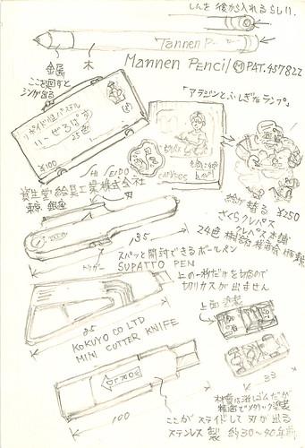 【文具王のオヤジ通信】N0.0003