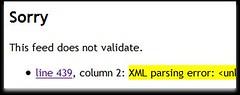 XML_error