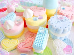 Candy Land ( ColdAngel6 ) Tags: color cute japan handy photography miniature nice colorful europe cookie candy sweet pastel picture pic mini images kawaii sweets lovely farbe catchy farben niedlich beautyful candyland ss ssigkeiten candyimages coldangel6 handystrap