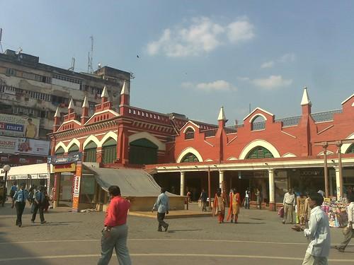 Oh Kolkata!!  New Market