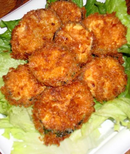 Panko Fried Zucchini