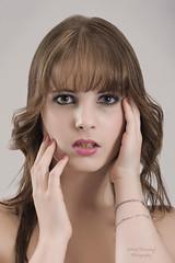 Catherine Payn (Ashraf Khunduqji) Tags: portrait girl beautiful model nikon gorgeous flash trinity charming d3 doha qatar 70200mm bowens ashrafkhunduqji catherinepayn