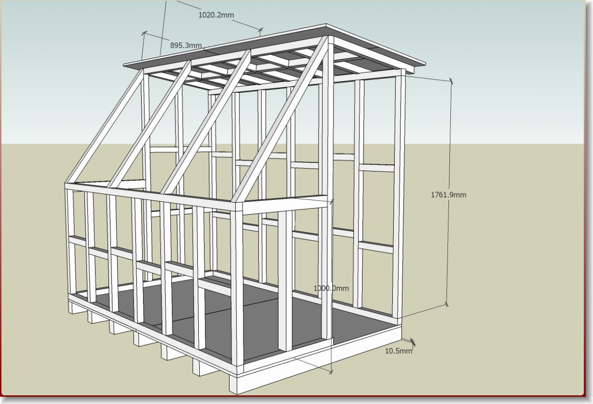 Potting Shed Plans | Easy Woodworking Plans