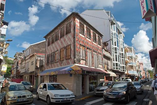 Streets of Fort de France