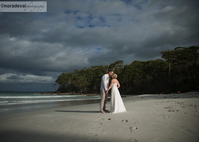 Jervis Bay Beach wedding 156