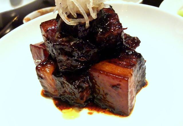 Mui Choi Pork: