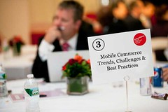 Mobile Commerce Round Table