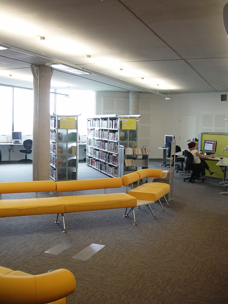 Level Four Information Commons The University of Sheffield