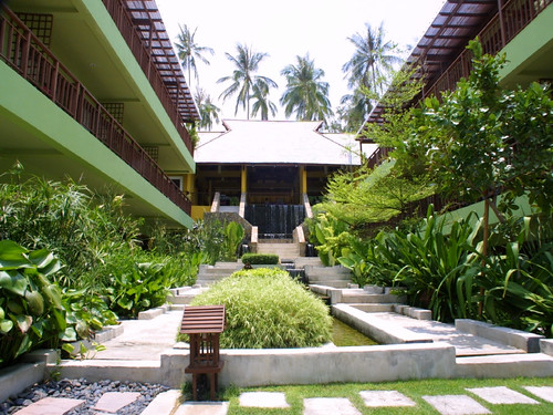サムイ島-Baan Haad Ngam Boutique Resort-Superior room0000