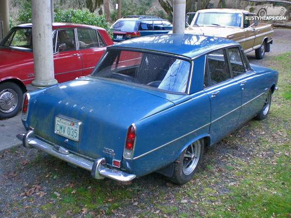 Rover 2000 Tc For Sale. 1968 Rover 2000 Parts Car