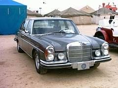 Mercedes 300SEL 4.5 '72 (q8500e) Tags: auto original classic cars look sedan germany mercedes cool nice automobile power sweet awesome great group middleeast super 45 special coolpix kuwait 300 sel 1972 oldcars rare v8 amg sclass w109 limeted q8500e