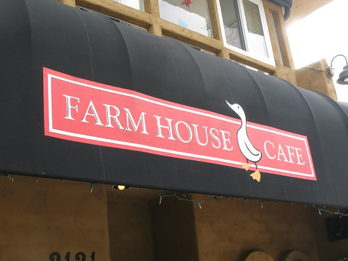 Farmhouse Cafe in University Heights