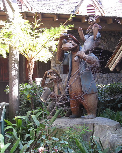 Brer Rabbit, Brer Bear and Brer Fox