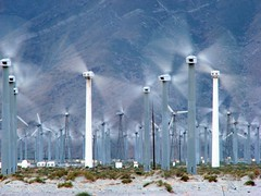 Wind Power (Bill Brown) Tags: longexposure wind palmsprings windmills windturbine windpower mtsanjacinto wonderfulworld windsandandwater