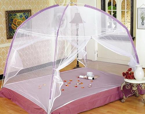 蒙古包式蚊帳—單人床尺寸