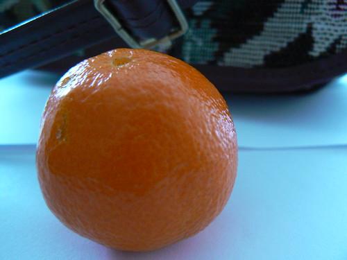Tangerine's Story  I