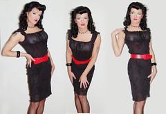 "DITA ""Sheila"" von Teese (Sheila Wolf) Tags: dragqueen housekeeping transe lockenwickler sheilavonteese"
