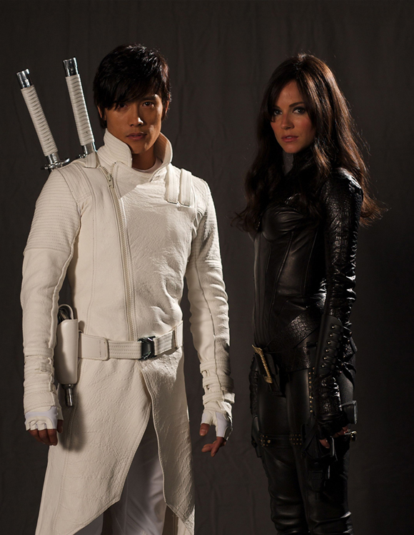 G.I. Joe La Baronesa y Storm Shadow