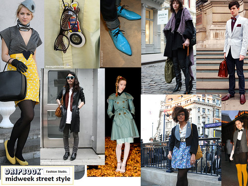 dripbook fashion studio street style