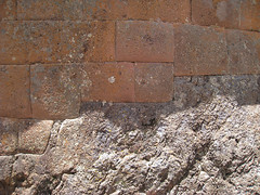 Perfect Match (icelight) Tags: peru inca stone wall ruins stonework masonry andes sacredvalley craftsmanship bedrock