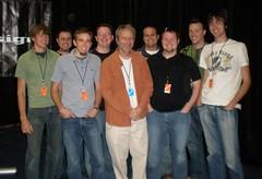 NPM Audio Team meets George Massenburg