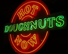 Hot Donuts NOW!