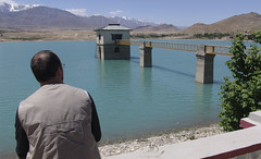 Giovanni on lake Qargha
