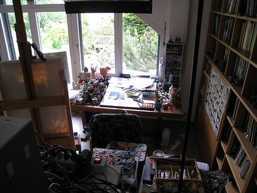 Atelier de Rosinski