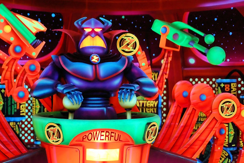 Disney - Evil Emperor Zurg! | Flickr - Photo Sharing!
