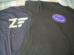 """Zend Framework"" and ""PHP is th..."