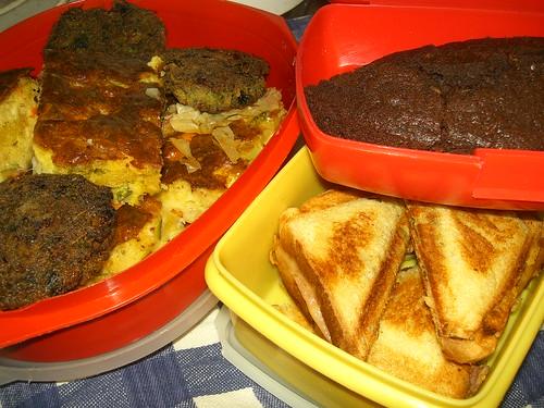 zucchini picnic food