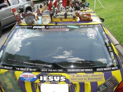 Jesus Car 9