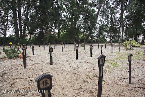 El cementerio de los números