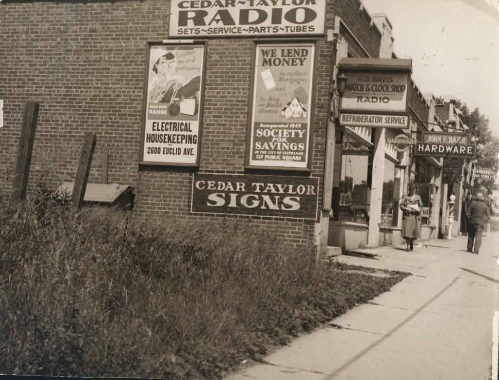 Cedar Taylor Radio