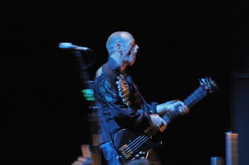 Stiff Little Fingers at Massive Attack's Meltdown 2008