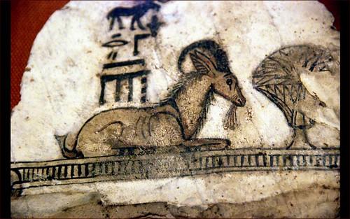 2008_0610_165351AA Egyptian Museum, Turin por Hans Ollermann.