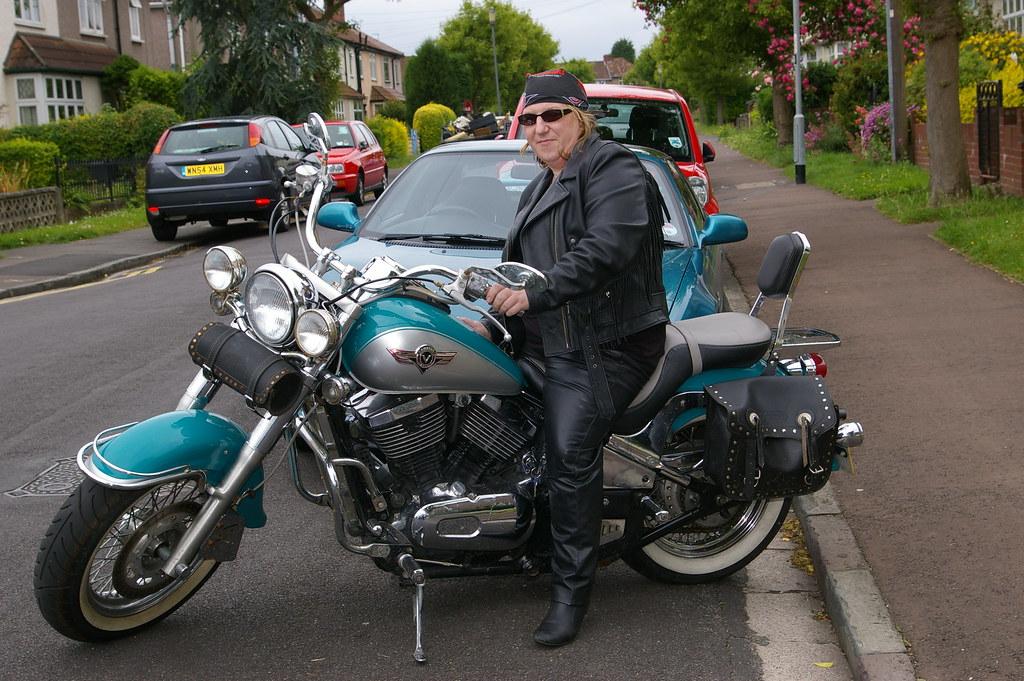 Bbw biker chick lesbian
