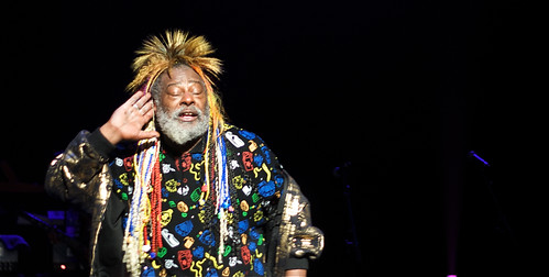 George Clinton @ Royal Festival Hall