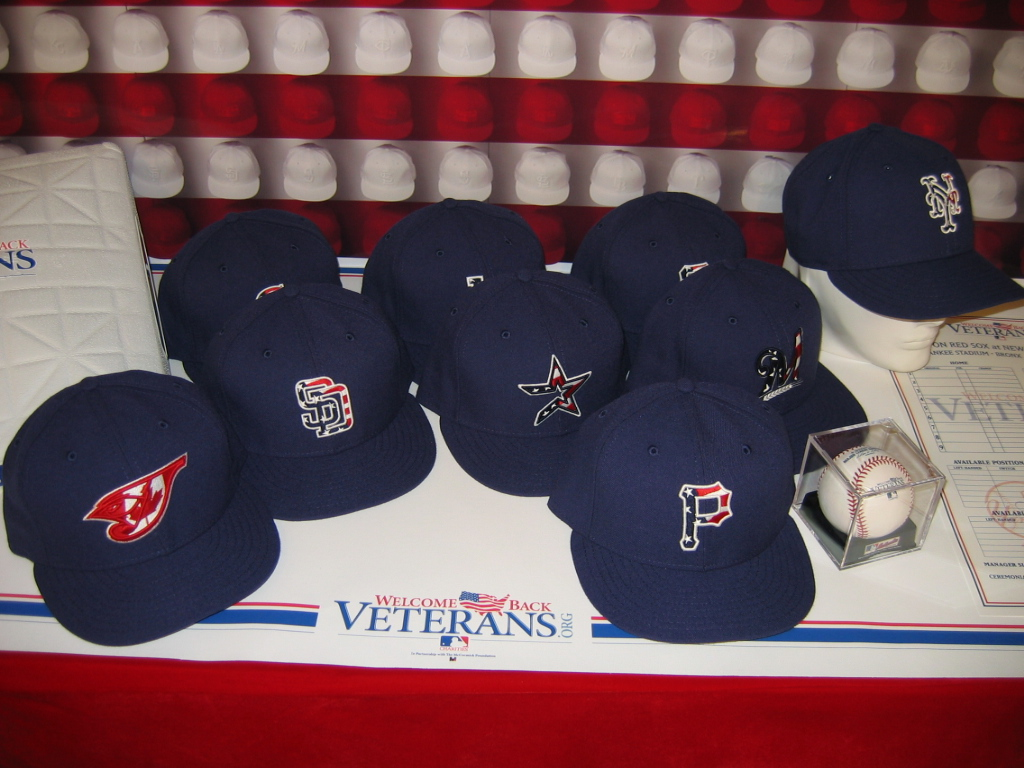 official photos 482c2 6a0d4 The evolution of MLB s July 4 caps