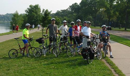 TC Bike Friday Ride 2002